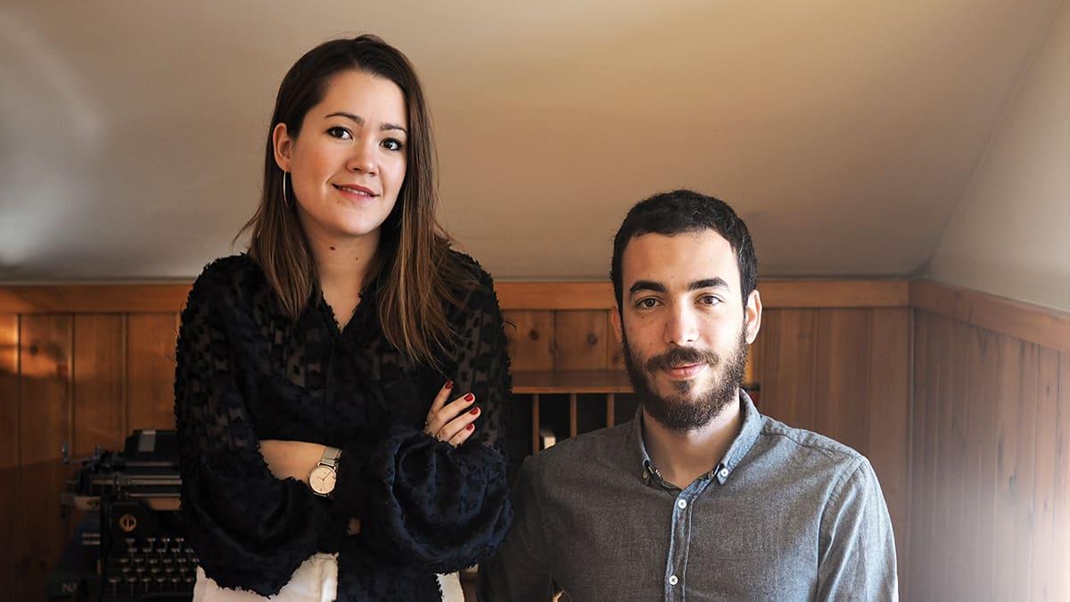 Los fundadores de Agencia Jaimito