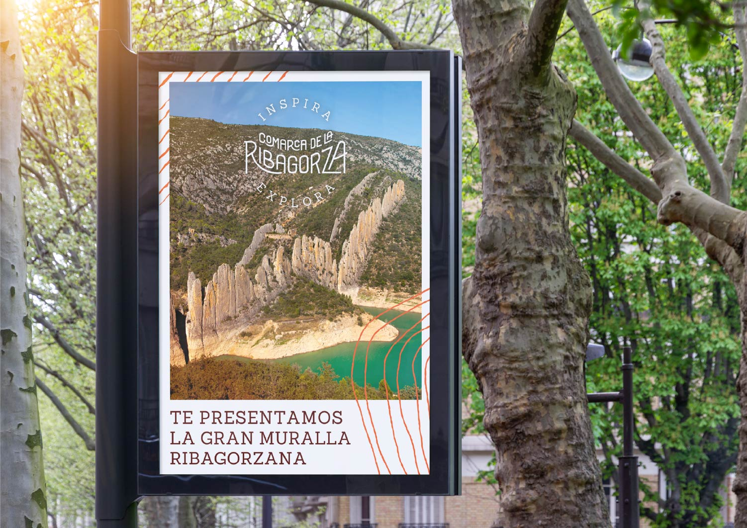 cartel turismo